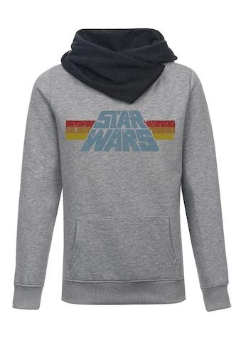 Star Wars Schalkragenpullover »Logo« kaufen