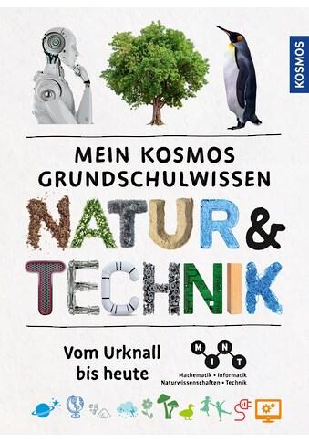 Buch »Mein Kosmos Grundschulwissen Natur und Technik / Bärbel Oftring, Rainer Köthe« kaufen