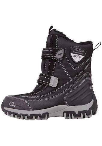 Kappa Winterboots »BENTO TEX KIDS«, mit reflektierenden Details f&uuml;r optimale Sichtbarkeit<br /> kaufen