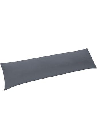 Schlafgut Kissenbezug »Seitenschläferkissen«, (1 St.), aus weichem Jersey mit Elasthan kaufen