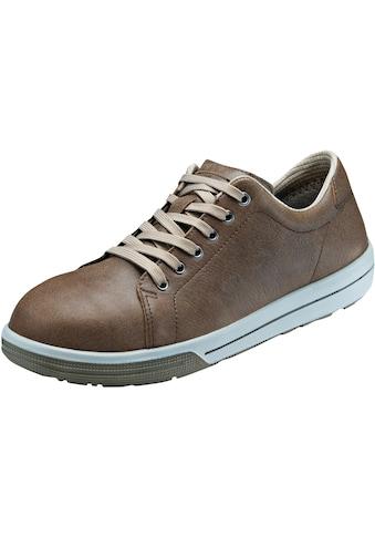 Atlas Schuhe Arbeitsschuh »A105 EN ISO 20345«, S3, weiches vollnarbiges Rindleder kaufen