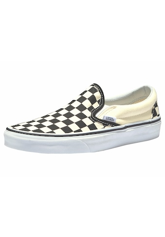 Vans Slip-On Sneaker »Checkerboard Classic Slip-On« kaufen