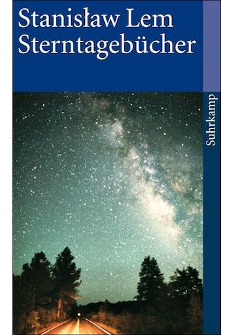 Buch »Sterntagebücher / Stanislaw Lem, Caesar Rymarowicz, Stanislaw Lem« kaufen