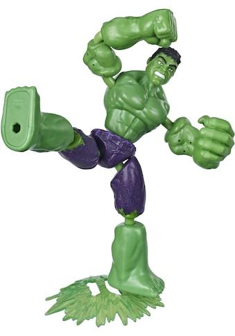 Hasbro Actionfigur »Marvel Avengers Bend And Flex Hulk Figur« kaufen