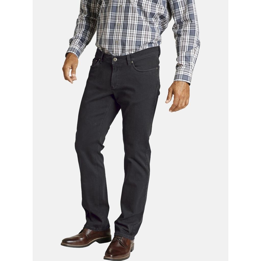 Jan Vanderstorm 5-Pocket-Jeans »DINES«, bequemer Unterbauchschnitt