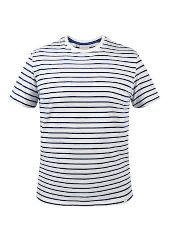 Casual Friday Rundhalsshirt »20503219«, T-Shirt mit Muster kaufen