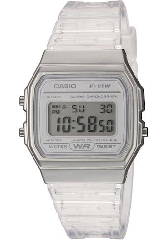 Casio Collection Chronograph »F - 91WS - 7EF« kaufen