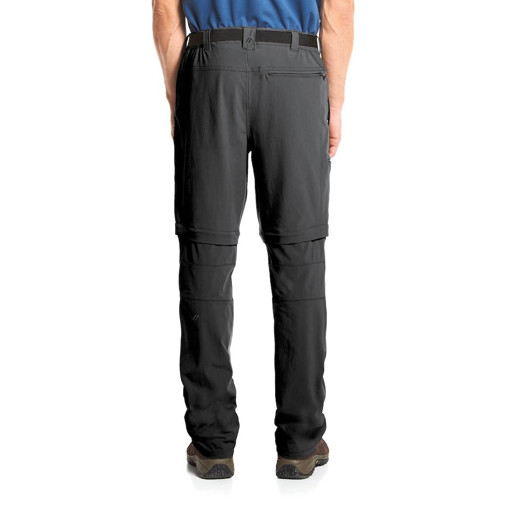 Maier Sports Funktionshose »Tajo 2«, Ausgezeichnete Outdoorhose mit funktionellem Zipp-Off