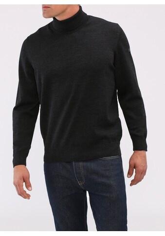 MAERZ Muenchen Rollkragenpullover »Merino Superwash«, unifarben kaufen