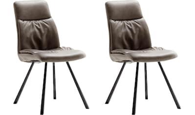 MCA furniture 4-Fußstuhl »Oxford«, Stuhl belastbar bis 120 Kg kaufen