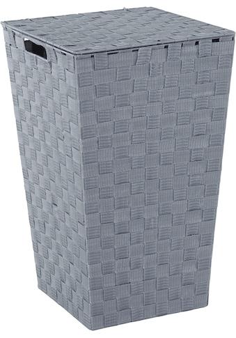 Home affaire Wäschekorb, aus Nylon und Metall kaufen