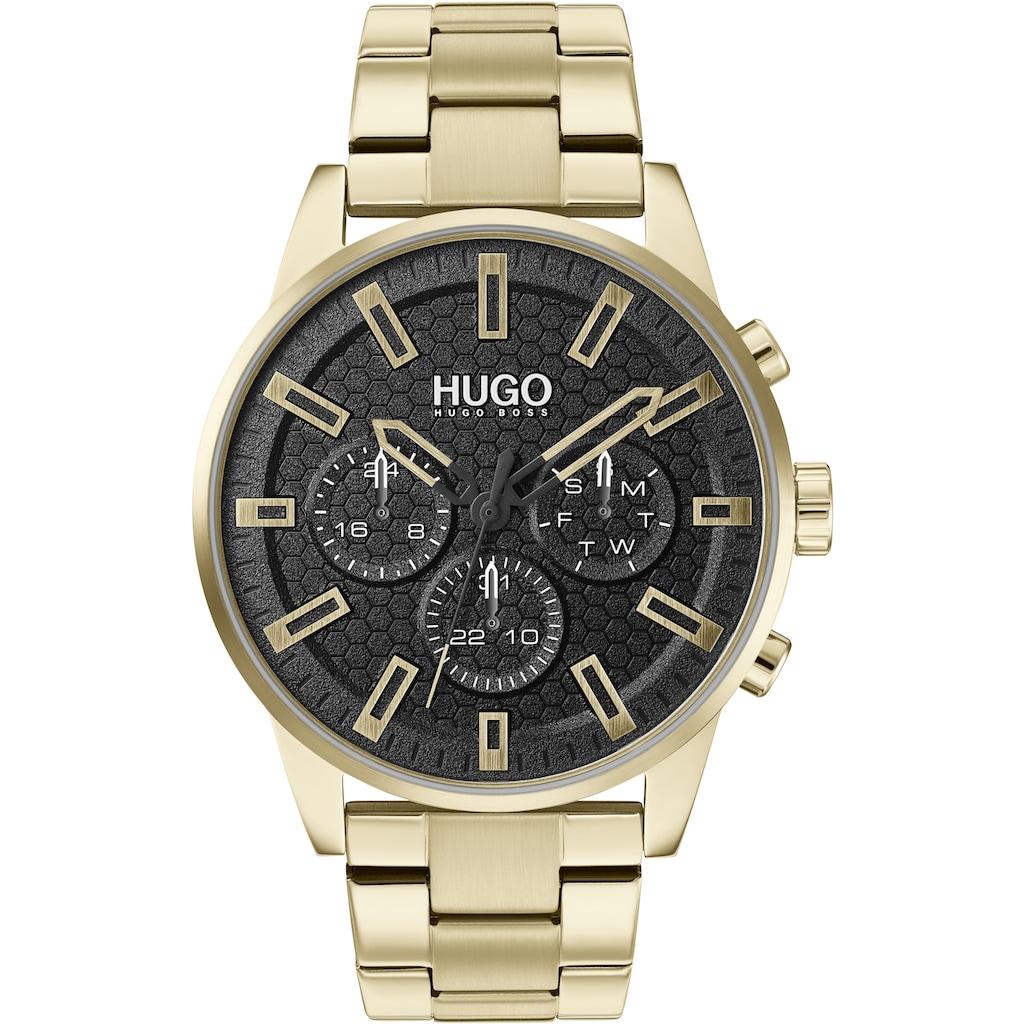 HUGO Multifunktionsuhr »#SEEK, 1530152«