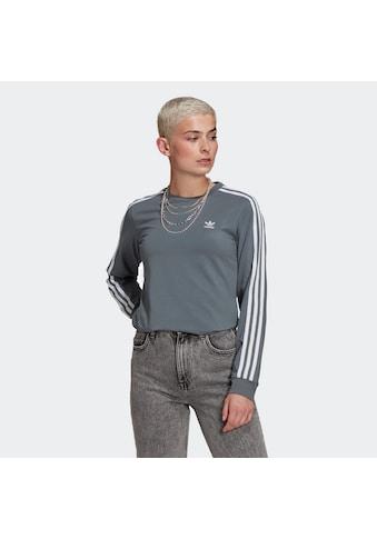 adidas Originals Langarmshirt »ADICOLOR CLASSICS LONGSLEEVE« kaufen