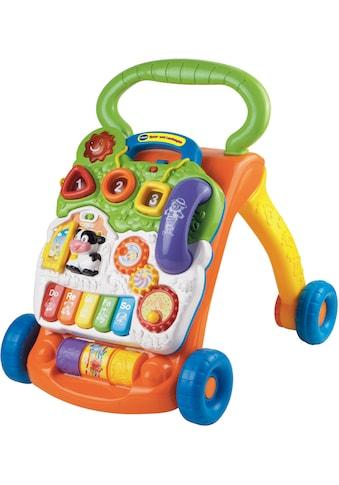 Vtech® Lauflernwagen »Spiel-und Laufwagen«, mit 11 Kindermelodien kaufen