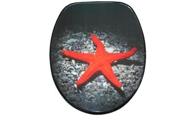 Sanilo WC-Sitz »Deep Sea«, mit Absenkautomatik kaufen