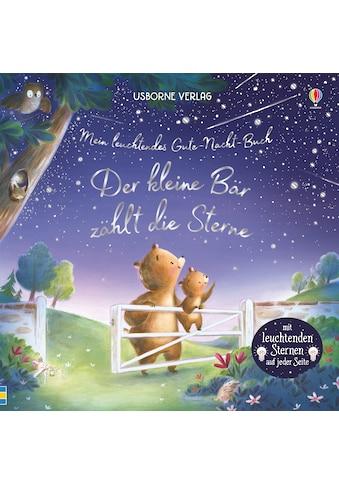 Buch »Mein leuchtendes Gute-Nacht-Buch: Der kleine Bär zählt die Sterne / Sam Taplin,... kaufen