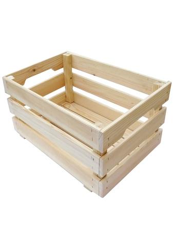 ADOB Holzkiste kaufen