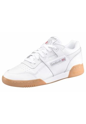 Reebok Classic Sneaker »Workout Plus Unisex« kaufen