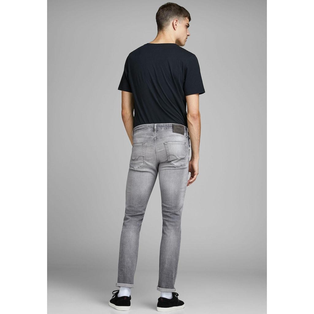 Jack & Jones Slim-fit-Jeans »Glenn Icon«