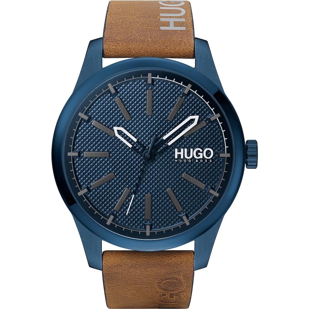 HUGO Quarzuhr »#INVENT, 1530145«