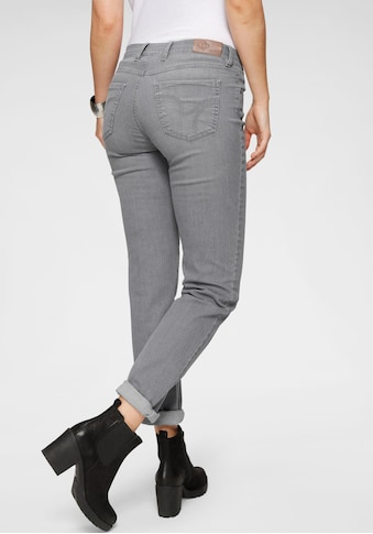 TONI Slim-fit-Jeans »Perfect Shape Slim«, Schmaler gerader Schnitt mit krempelbarem Saum kaufen