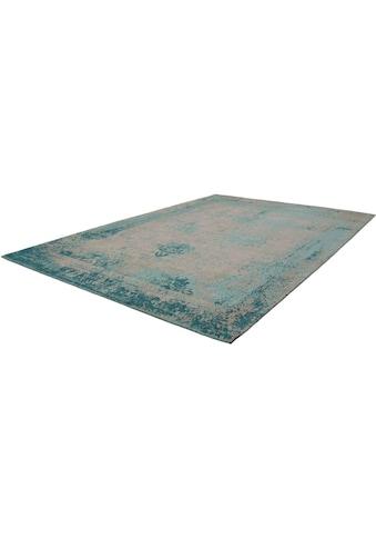 calo-deluxe Teppich »Hector 285«, rechteckig, 10 mm Höhe, Vintage Design, Wohnzimmer kaufen