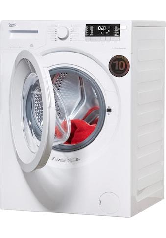 beko waschmaschine alle lampen leuchten