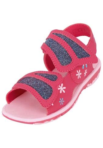 Kappa Sandale »VLINDER KIDS«, in kinderfu&szlig;gerechter Passform<br /> kaufen