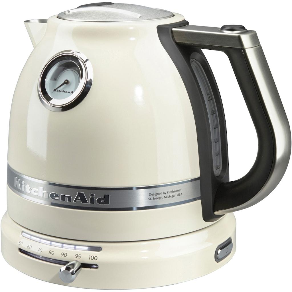 KitchenAid Wasserkocher »5KEK1522EAC«, 1,5 l, 2400 W