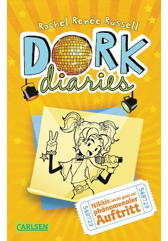 Buch »DORK Diaries 3: Nikkis (nicht ganz so) phänomenaler Auftritt / Rachel Renée... kaufen