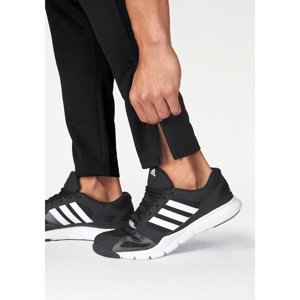 Bruno Banani Trainingshose, mit Reißverschluss am Beinabschluss