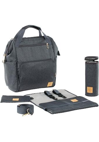 Lässig Wickelrucksack »Glam Goldie Backpack, Anthracite« kaufen