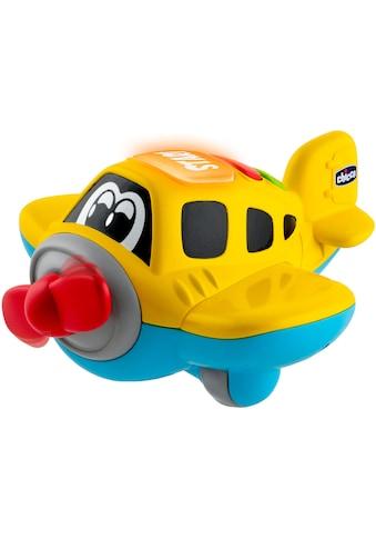 Chicco Lernspielzeug »Abenteuer Airline, Mein 1. Codieren« kaufen