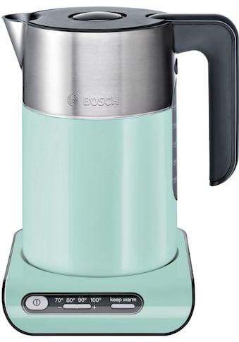 BOSCH Wasserkocher »Styline TWK8612P«, 1,5 l, 2400 W kaufen