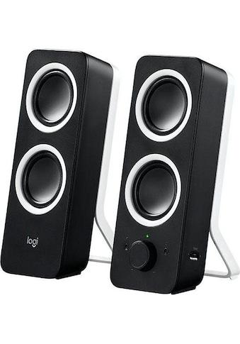 Logitech »Z200« Lautsprecher (5 Watt) kaufen