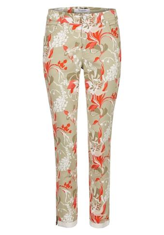 ANGELS Ankle-Jeans,Ornella Decorate' mit Blumenmuster kaufen