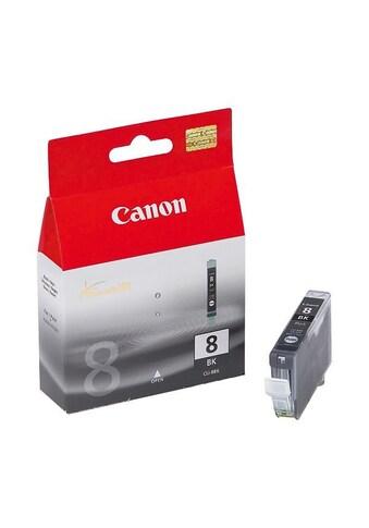 Canon Tintenpatrone »CLI - 8 BK« kaufen