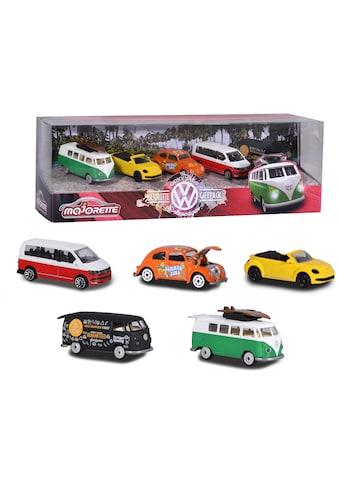 """majORETTE Spielzeug - Auto """"Volkswagen Giftpack"""" (Set, 5 - tlg.) kaufen"""