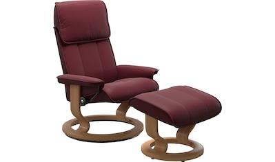 Stressless® Relaxsessel »Admiral«, mit Classic Base, Größe M & L, Gestell Eiche kaufen