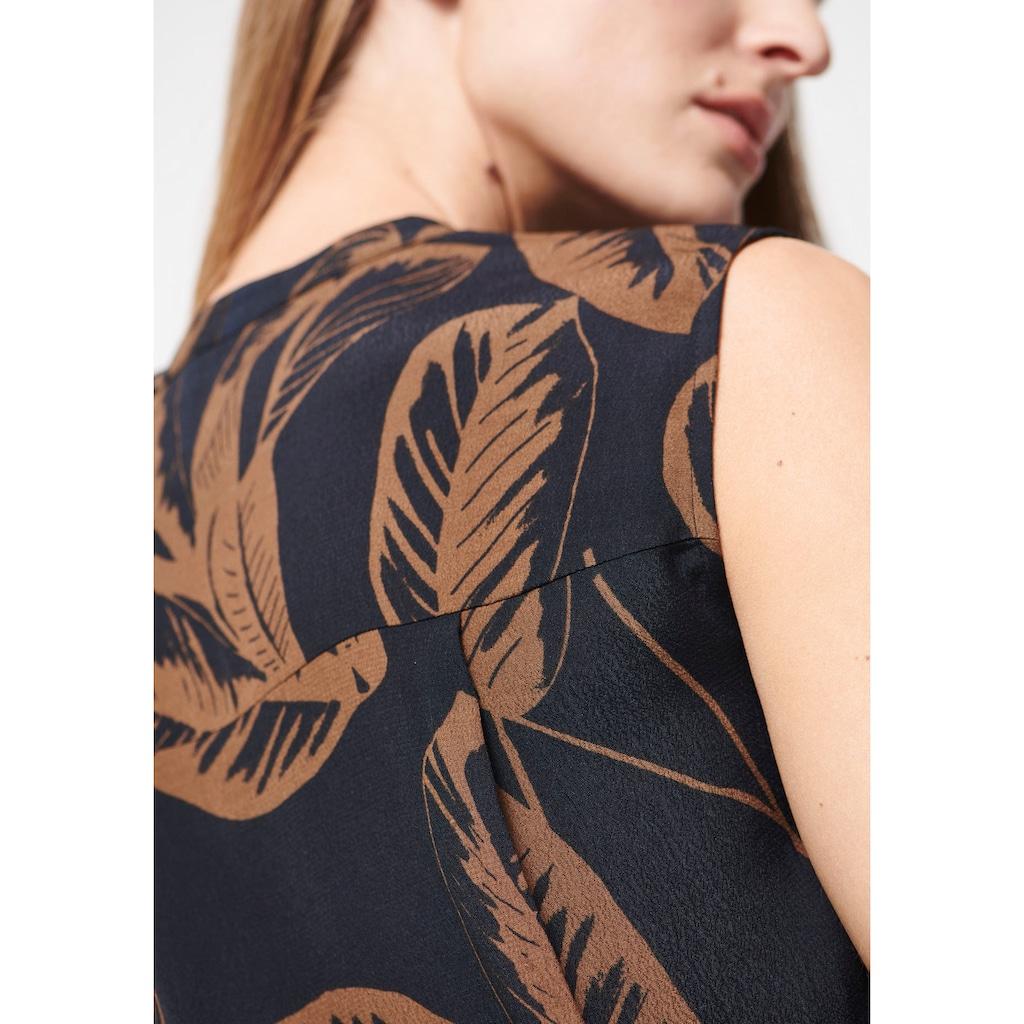 someday Jumpsuit »Choley leaf«, mit floralem Print
