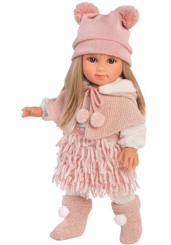 """Babypuppe """"Llorens, Elena blond, 35 cm"""" kaufen"""