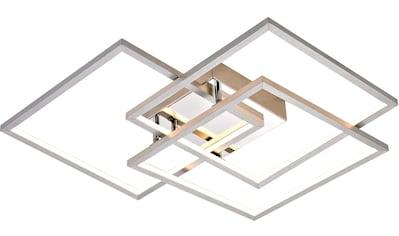 WOFI Deckenleuchte »MANAS«, LED-Board, Warmweiß, Deckenlampe kaufen