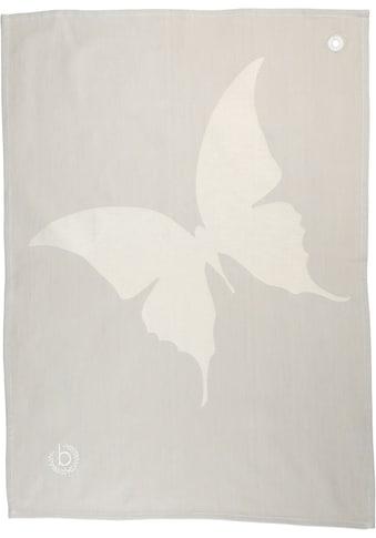 bugatti Geschirrtuch »Butterfly - Jacquard« kaufen