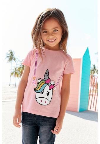 KIDSWORLD T-Shirt, mit niedlichem Einhornmotiv kaufen