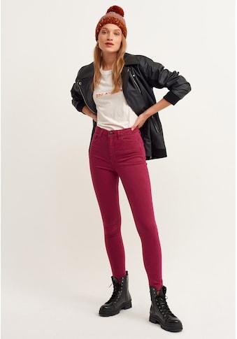 OXXO 5-Pocket-Hose, mit hoher Taillenform kaufen