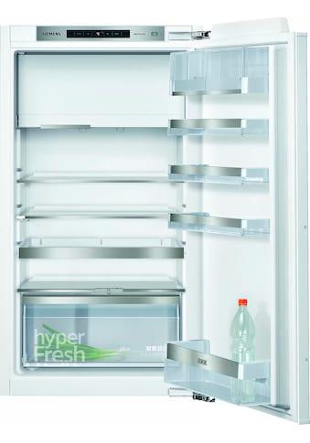 SIEMENS Einbaukühlgefrierkombination »KI32LADF0«, iQ500 kaufen