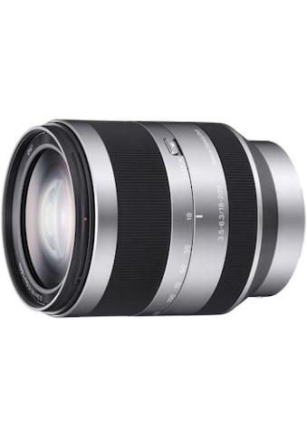 Sony »SEL18200.AE« Teleobjektiv kaufen