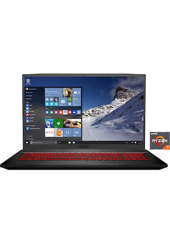 MSI Notebook »Bravo 17 A4DDR-074«, ( 512 GB SSD) kaufen