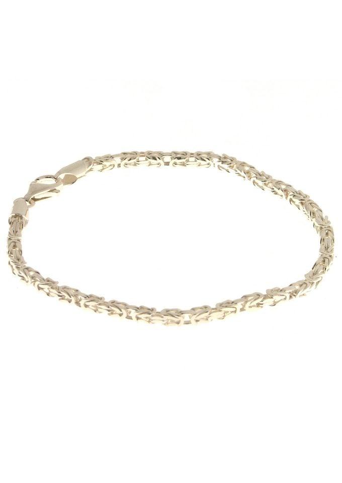 Firetti Königsarmband »2,6 mm breit, glanz, quadratische Form« | Schmuck > Armbänder > Königsarmbänder | Firetti