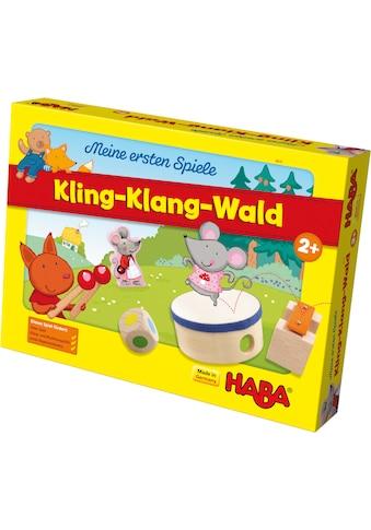 """Haba Spiel, """"Meine ersten Spiele  -  Kling - Klang - Wald"""" kaufen"""